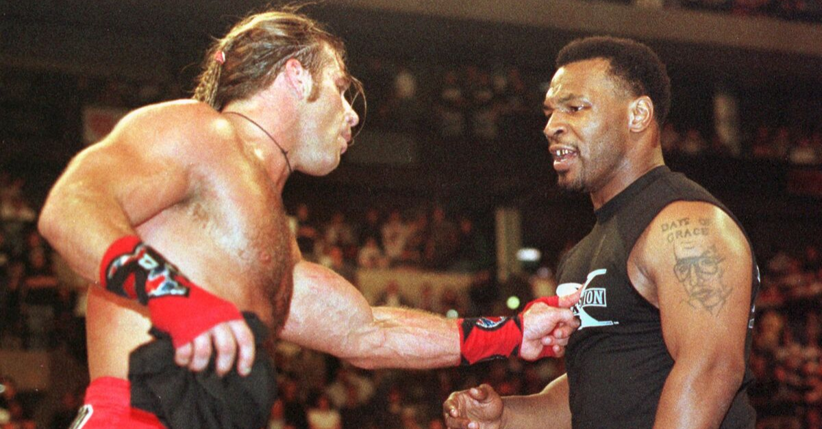 Mike Tyson Saved WWE. He Deserved His Hall of Fame Induction
