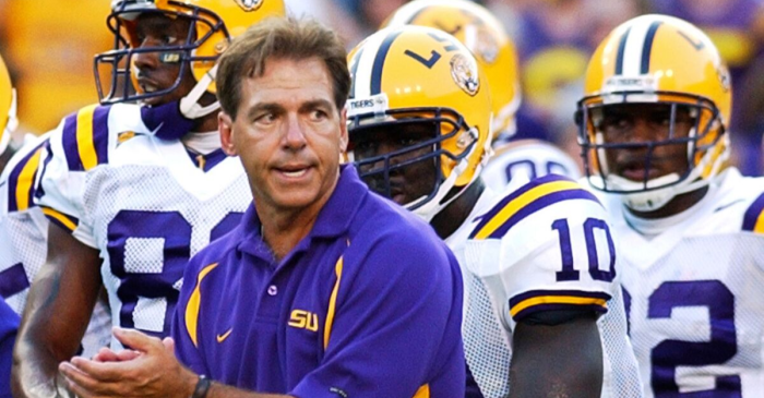 "Nick Saban Admits Leaving LSU Was ""Huge Mistake"""