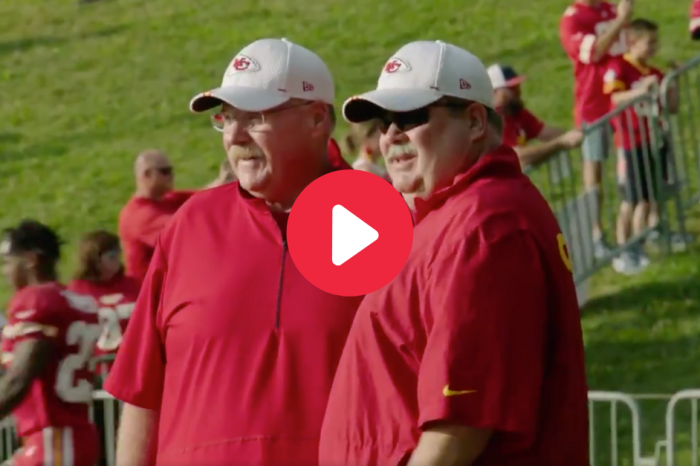 Meet Randy Reid: Andy Reid's Hilarious (And Fake) Younger Brother