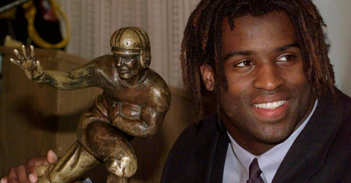 Ricky Williams Won a Heisman at Texas. Where Is He Now?