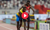Runner Carries Rival Video