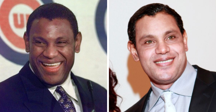 Sammy Sosa Looks So Different Now That He's Retired