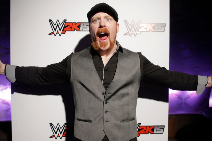 Before WWE, Sheamus Stayed Busy by Protecting U2's Bono