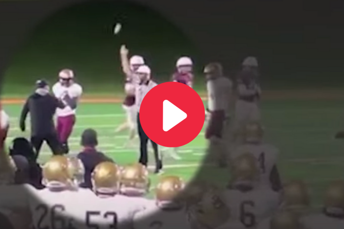 "HS Coach Threatened to Kill Referee Over ""No-Call"" Hit Against Son"