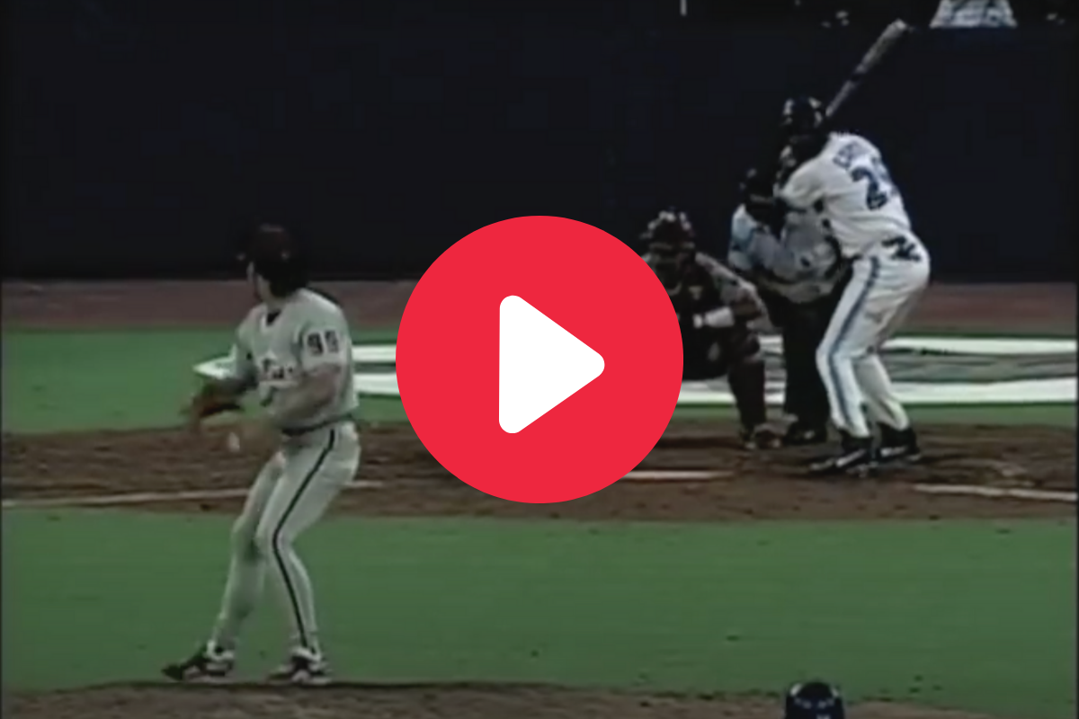 Joe Carter's World Series Walk-Off Remains Baseball's Coolest Moment