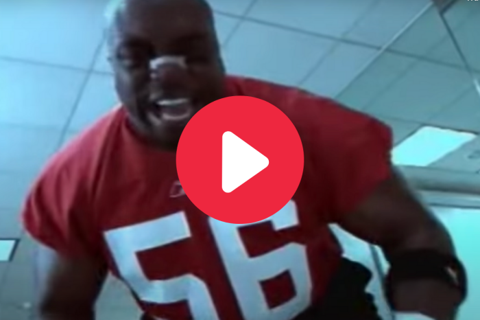 "Terry Tate's ""Office Linebacker"" Super Bowl Commercial Was Ridiculously Funny"