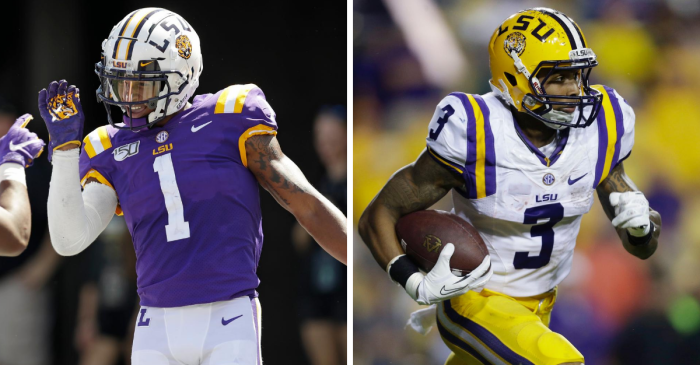 LSU Is 'Wide Receiver U' and The Facts are Obvious