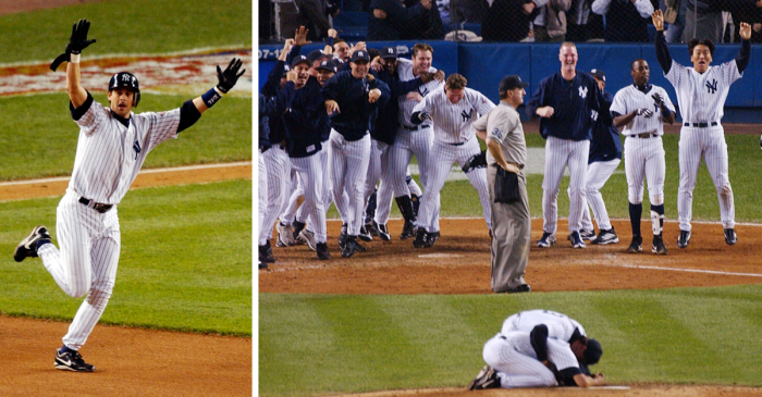 Aaron Boone's Blast: The Coldest Moment in Rivalry History