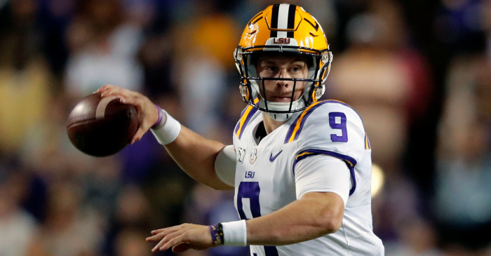 AP Midseason All-America Team: LSU's Joe Burrow Leads the Way