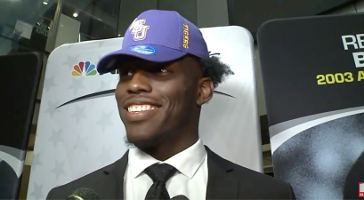 LSU Freshman Named Gatorade's Male HS Athlete of the Year