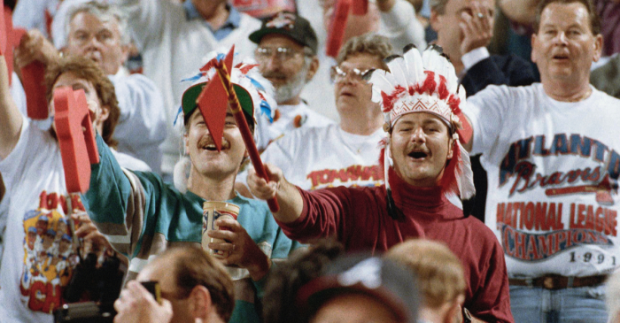 The Offensive 'Tomahawk Chop' Should Never Return to the Atlanta Braves