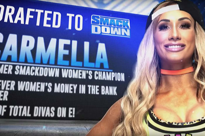 Carmella's SmackDown Arrival Means a Championship Match is Coming
