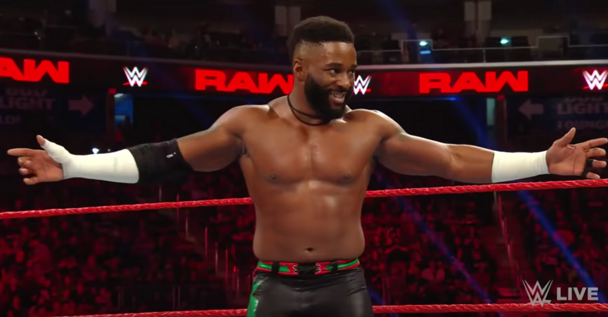 Why is WWE Holding Cedric Alexander Back from Stardom?