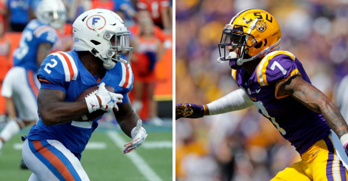ESPN Picks Florida vs. LSU for College GameDay Kickoff Show