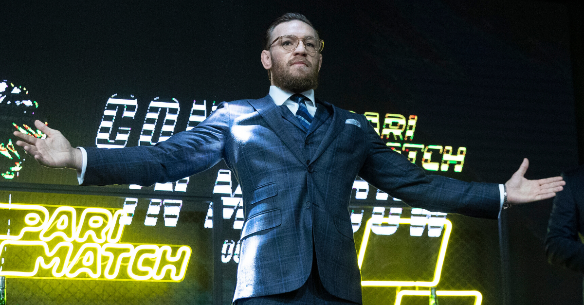 Conor McGregor Announces UFC Return, Sets Date for Next Fight