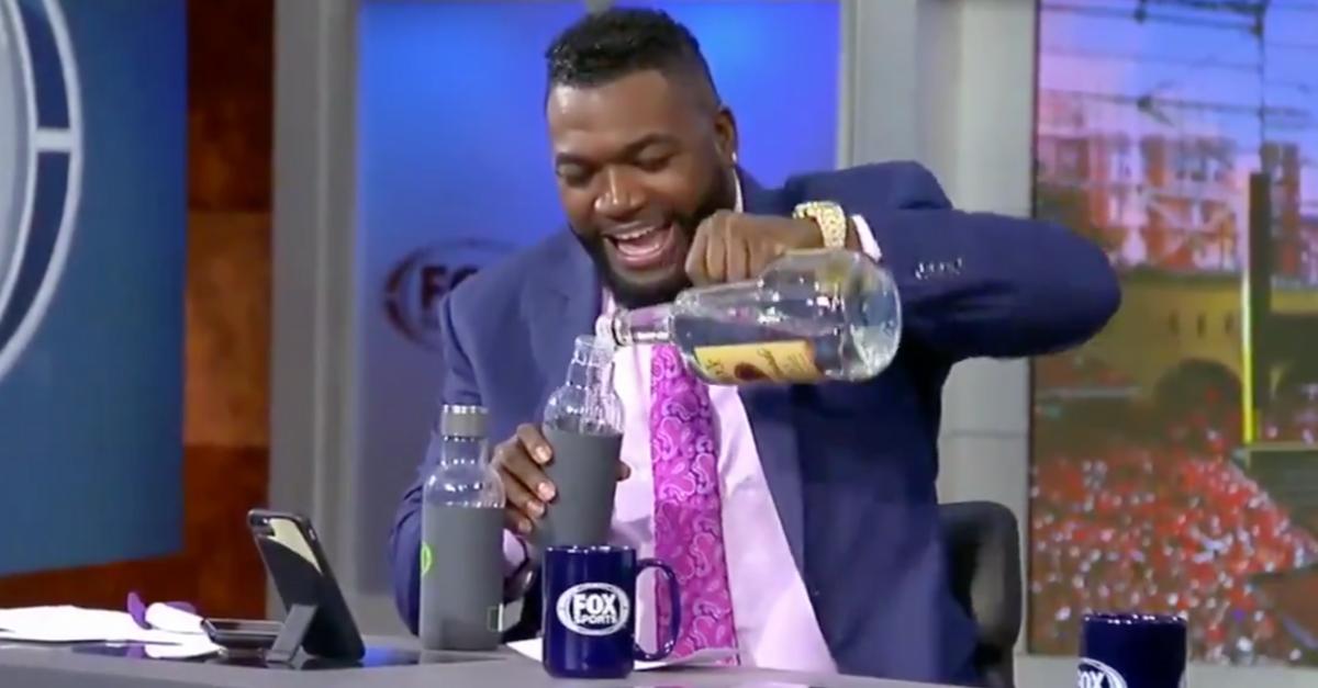 David Ortiz's Vodka Prank Took Frank Thomas by Complete Surprise