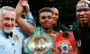 Errol Spence Jr. Crash