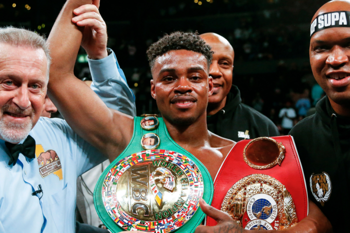 Boxer Errol Spence Crashes Ferrari, Remains in ICU at Dallas Hospital