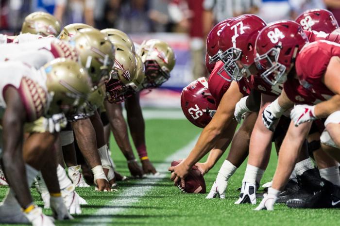 Florida State, Alabama Schedule ACC vs. SEC Showdown