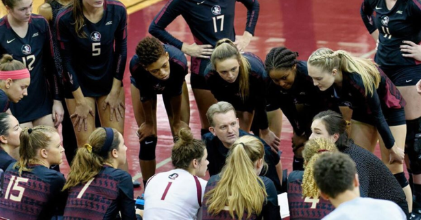 Chris Poole, FSU Volleyball Primed to Make ACC Title Run