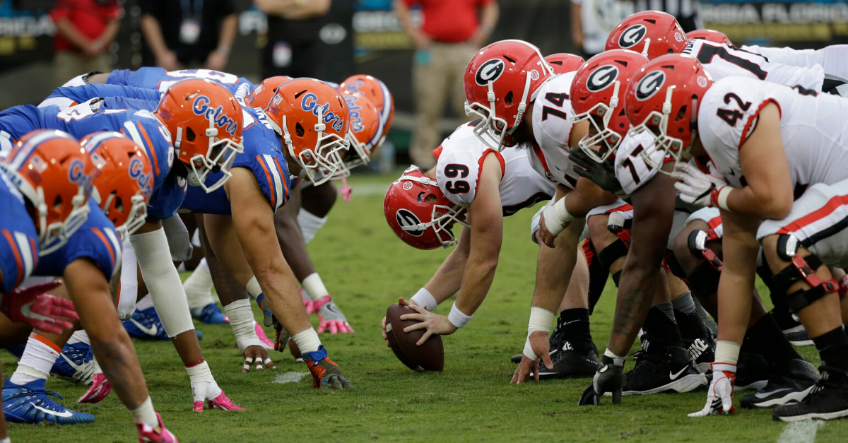 Florida-Georgia Agree to Keep Rivalry Game in Jacksonville