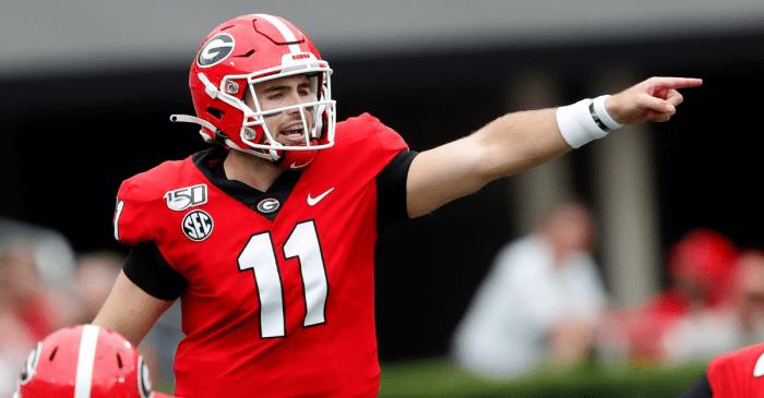 AP Top 25: Georgia Clinches SEC East, Jumps Alabama to Reach No. 4