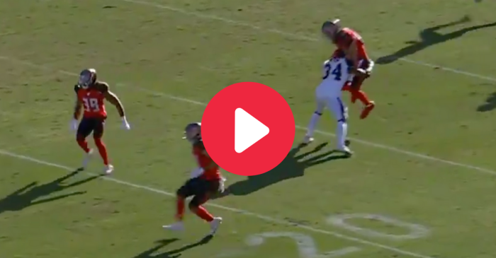 Bucs LB Suffers Nasty Arm Injury During Bodyslam Tackle