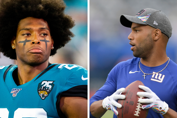 Jalen Ramsey Dumped His Pregnant Girlfriend, Who's Actually Golden Tate's Sister