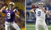 Joe Burrow, Tony Romo