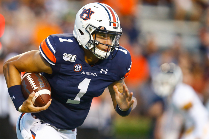 Ex-Auburn QB Joey Gatewood Transfers to Another SEC School