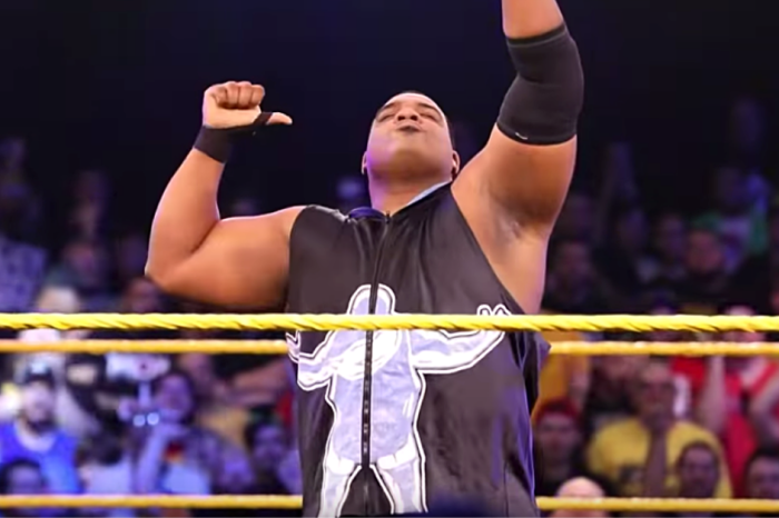 NXT's Keith Lee is On the Rise, With WrestleMania Dreams to Face Brock Lesnar