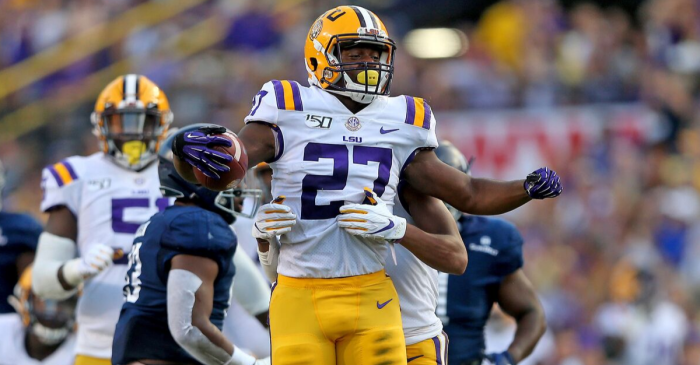 LSU's Lanard Fournette Has Reportedly Left the Team for Good