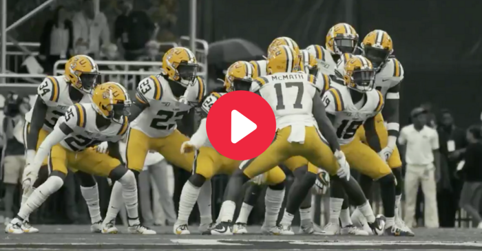 "LSU Releases Hype Video for Showdown vs. Auburn: ""Will You Rise?"""
