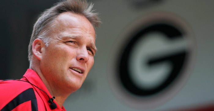 Former Georgia Coach Mark Richt Suffers Heart Attack