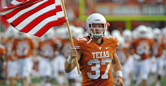 Army Veteran Nate Boyer Gets Another Shot at Pro Football