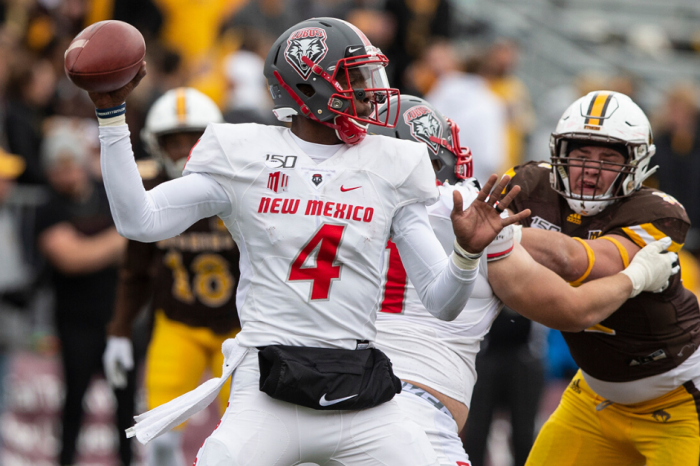 New Mexico QB Suspended Indefinitely After Criminal Complaint
