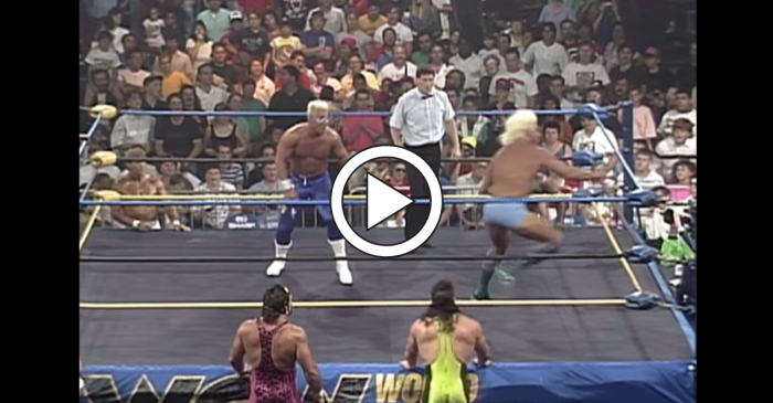 The Featherstone Files: Pro Wrestling's Greatest Feud of All Time Is…