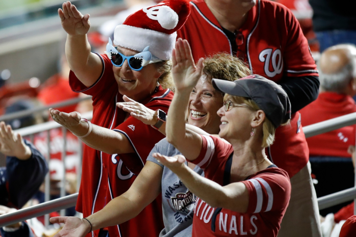 How 'Baby Shark' Carried the Washington Nationals to a World Series