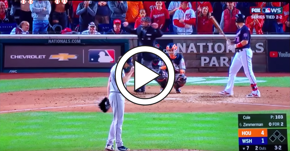 World Series Flashers: Never Forget 2019's Craziest Viral Stunt