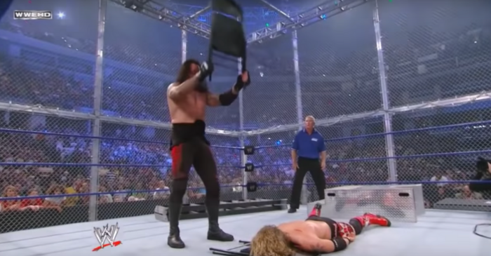 7 Moves Banned by WWE Because They're Too Dangerous