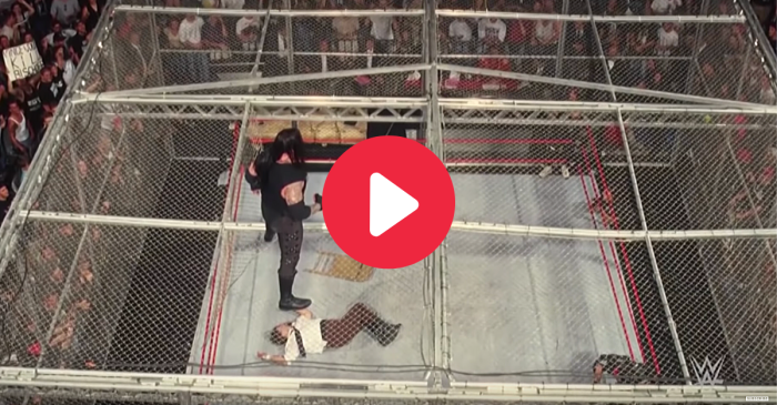 Undertaker vs. Mankind: Relive WWF's Most Dangerous Match