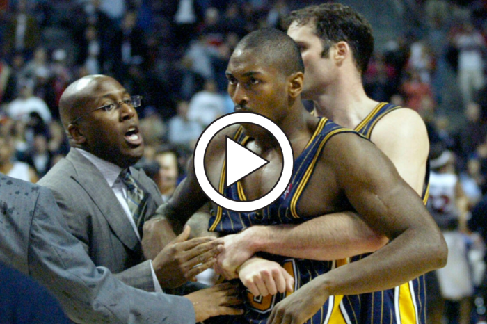"""""""Malice at the Palace"""" Lives On as Basketball's Ugliest Brawl"""