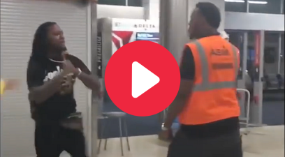 "Never Forget ""Pacman"" Jones Threw Down With an Airport Worker"