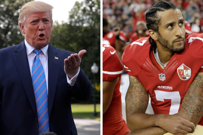 "President Trump: Colin Kaepernick Will Play ""If He's Good Enough"""