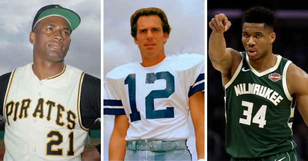 Military Veterans We Remember as Professional Athletes