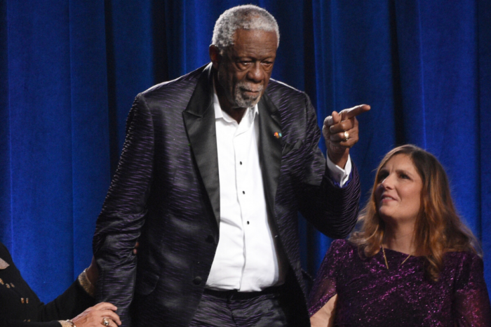 Bill Russell Finally Accepts Hall of Fame Ring After 44 Years