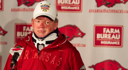 Thousands Sign Petition for Arkansas to Re-Hire Bobby Petrino