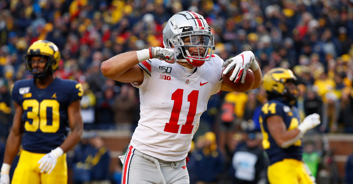 Ohio State, LSU, Clemson, UGA in CFP Position; Utah, OU Next
