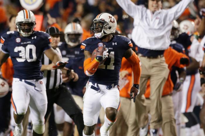 Hire Auburn's Kick-Six Legend for $40 and Sabotage an Alabama Fan