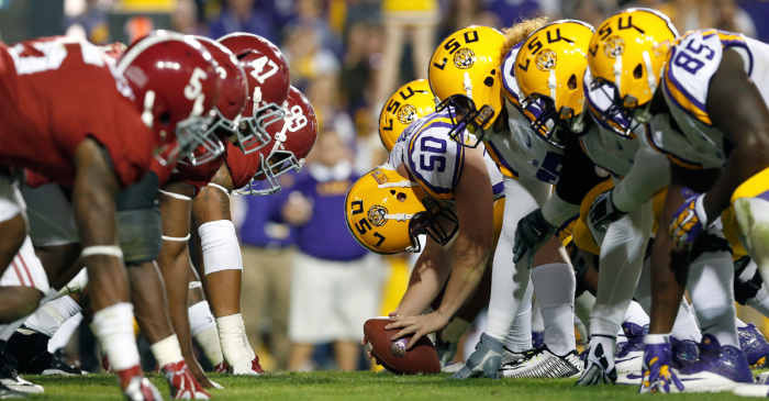 Game of the Year: Alabama-LSU to Host ESPN College GameDay